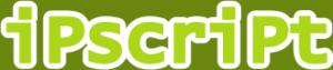Nieuw logo iPscriPt tekstbureau