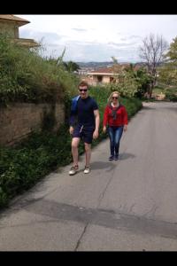 Pescara - Maart en Tom